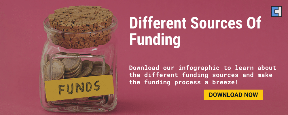 Different Sources Of Funding