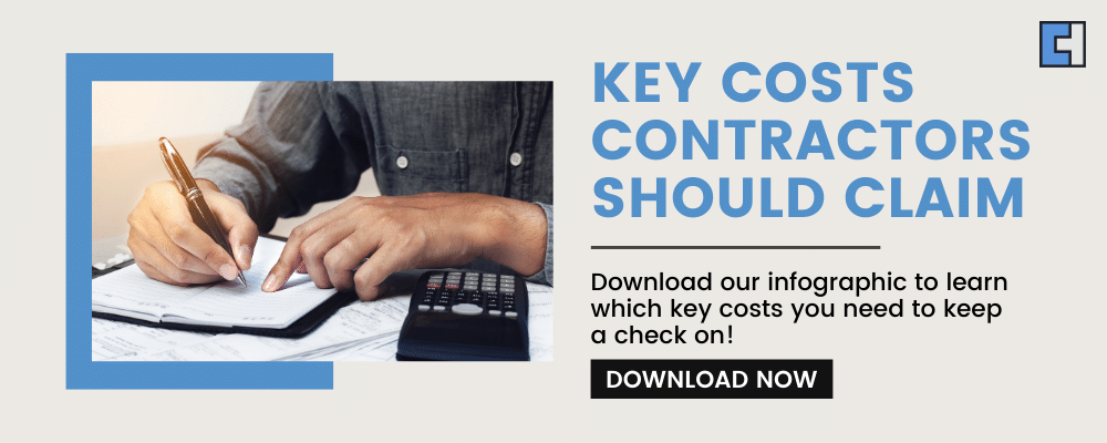 Contractor Expense Guide: Key Costs Contractors Should Claim