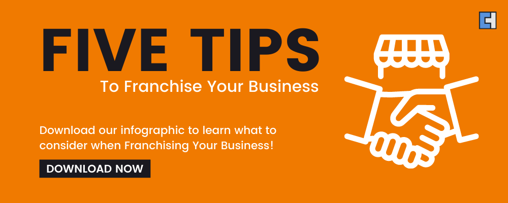Five tips to franchise your business