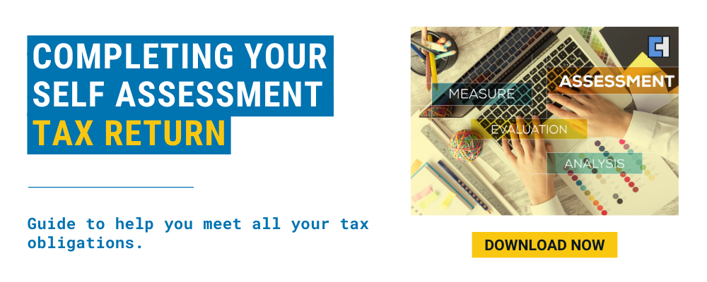 How To Complete Your Self Assessment Tax Return