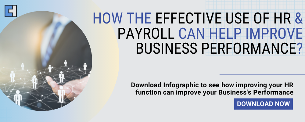 Effective Use Of HR & Payroll