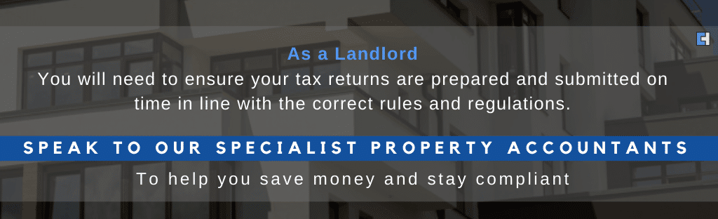 Landlord's Free Accounting Consultation