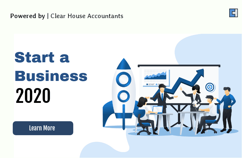 Start a business 2020 visual guide