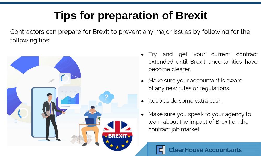 preparation of Brexit