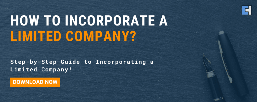 How to incorporate a limited company