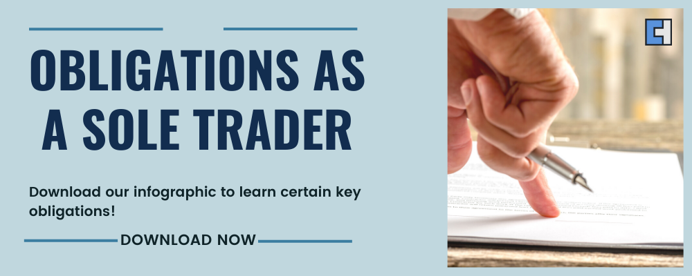 Obligations As A Sole Trader