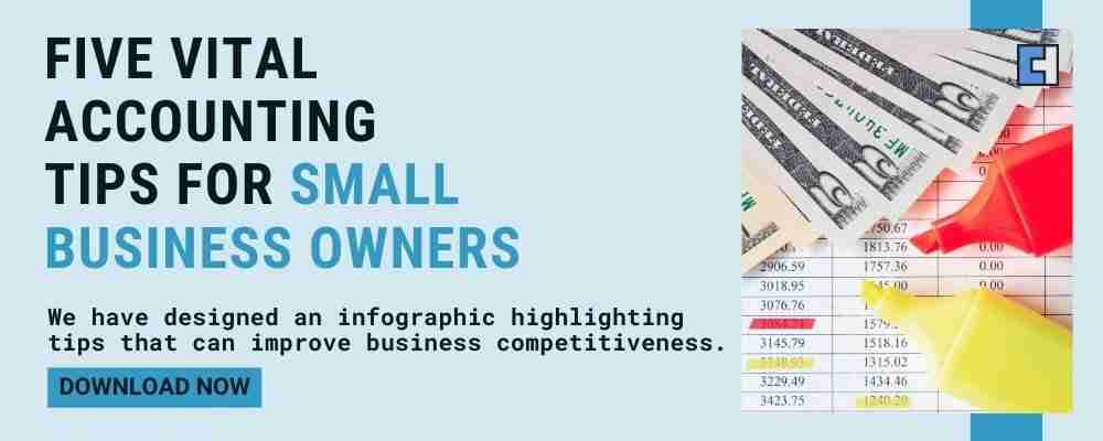 Five Vital Accounting Tips For Small Business Owners
