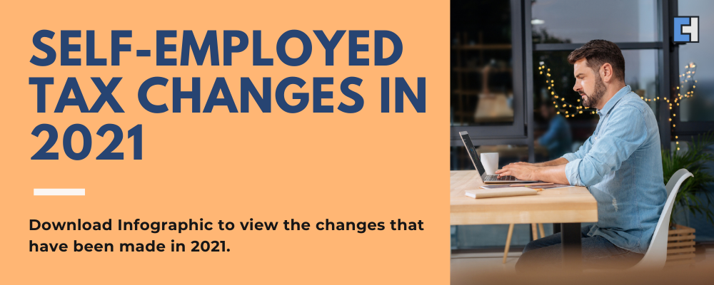 Self employed tax changes in 2021