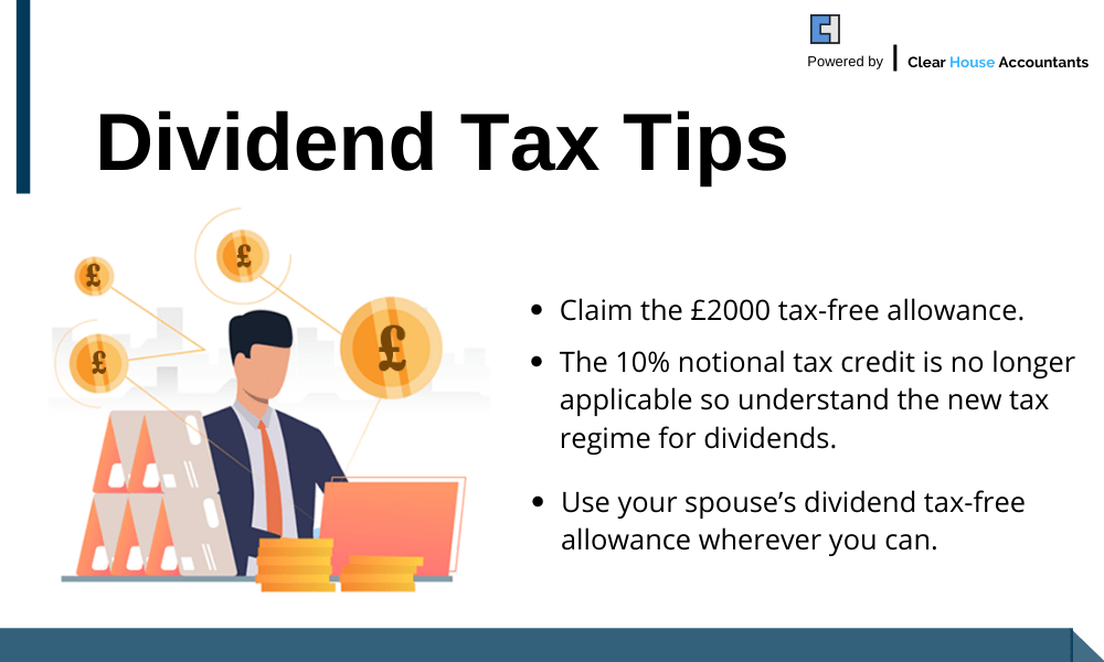 Dividend Tax Tips