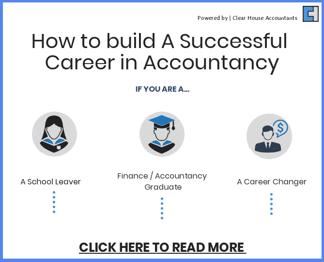 How to build a successful career in accounting