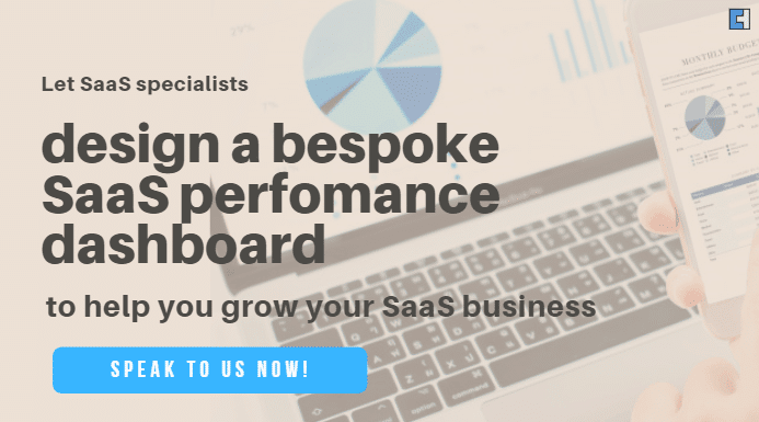 SaaS Performance Dashboards