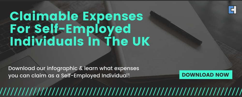 Claimable Expenses For Self-Employed In The UK