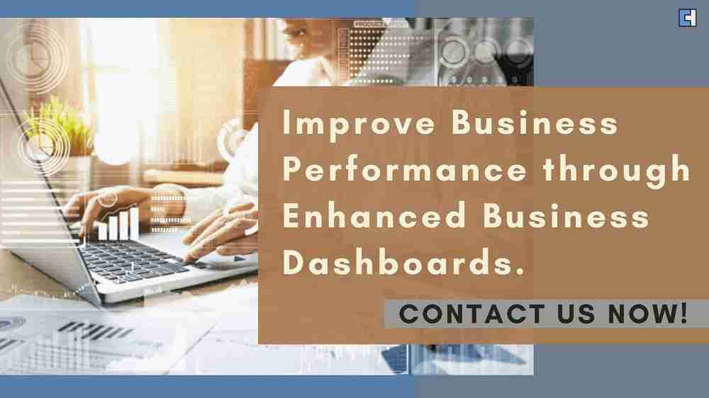 Key features of an Effective Executive Dashboard
