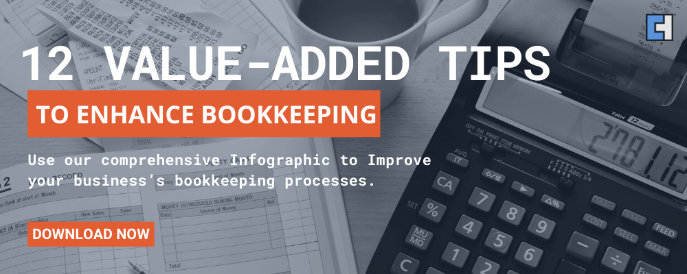 12 Tips for Bookkeeping