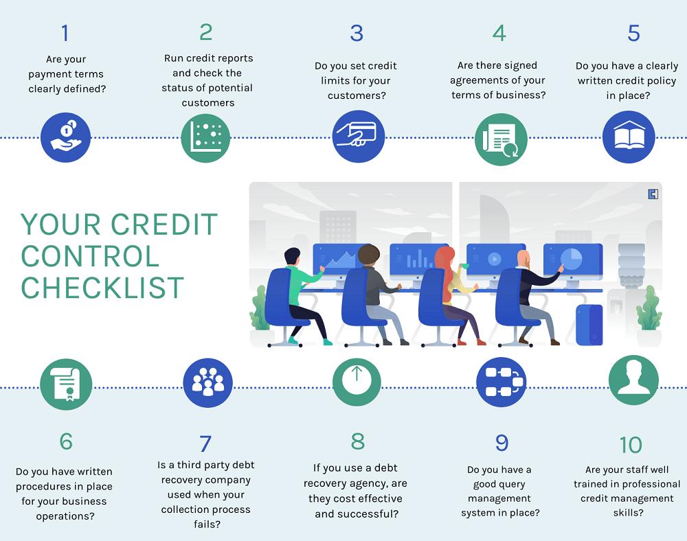 Credit Control Checklist