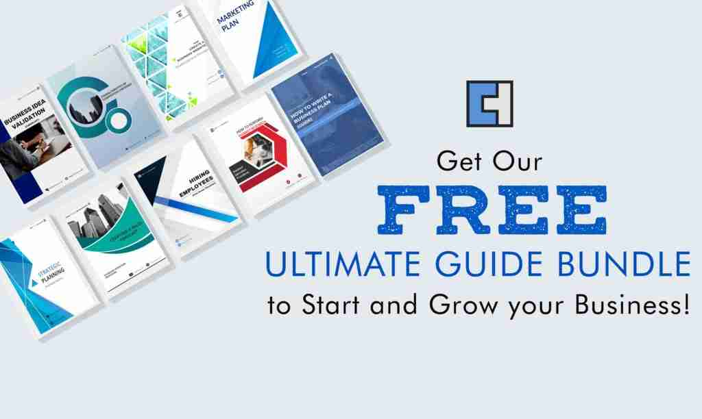 the ultimate guide bundle to start and grow your business