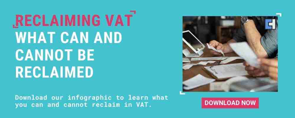 VAT – What Can And Cannot Be Reclaimed