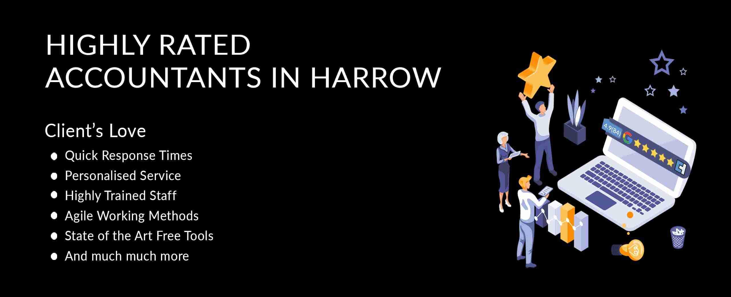Accountants in Harrow