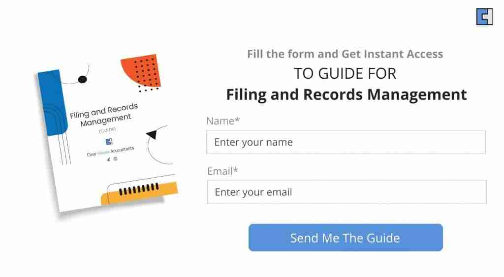 Guide for Filing and Records Management