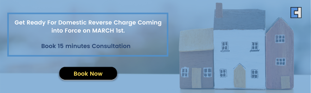 Domestic Reverse Charge