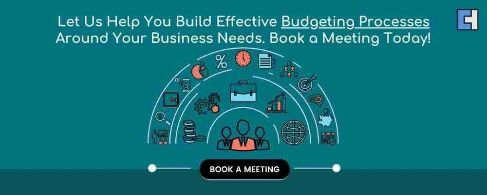 Build Effective Budgeting Processes