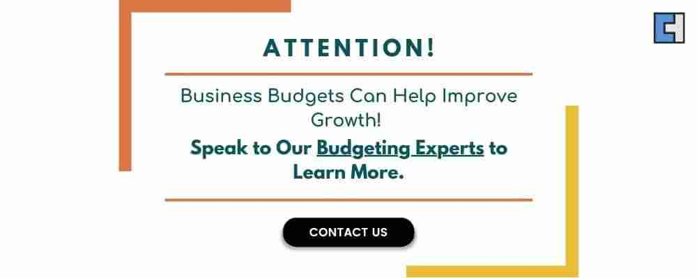 Speak to a Budgeting Expert