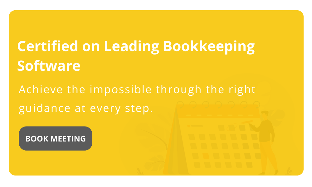Book meeting with expert bookkeepers