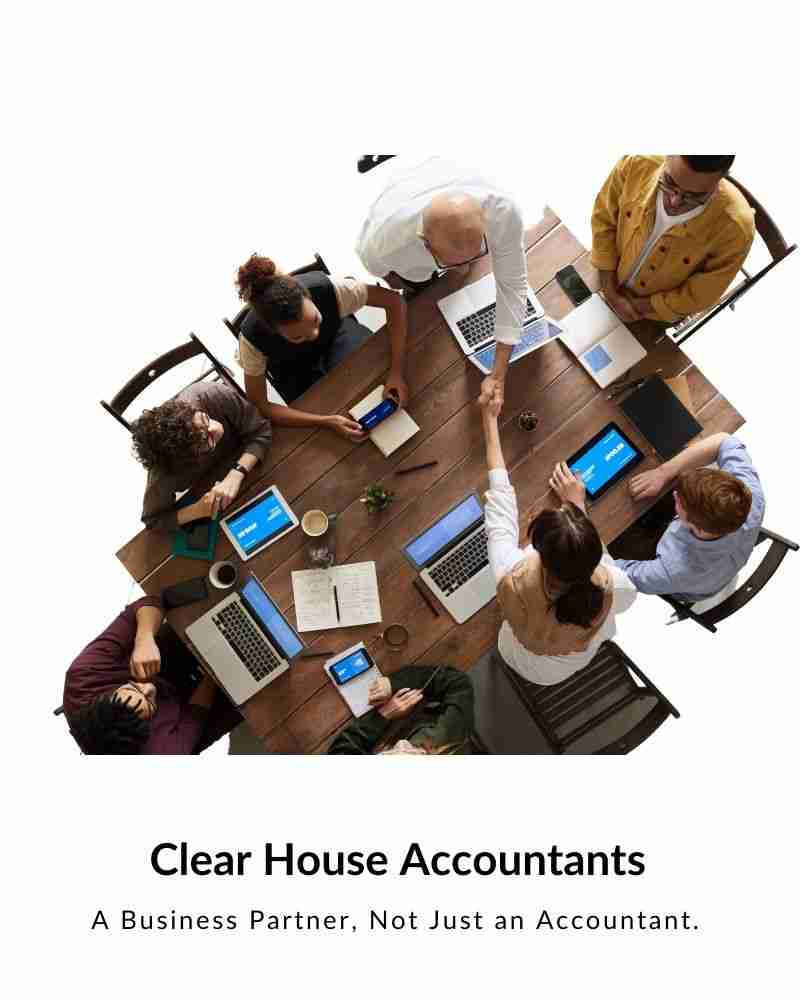About Clear House Accountants