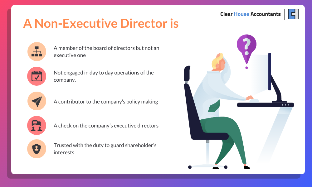 What is a Non Executive Director?