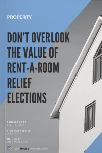 value of rent a room relief elections