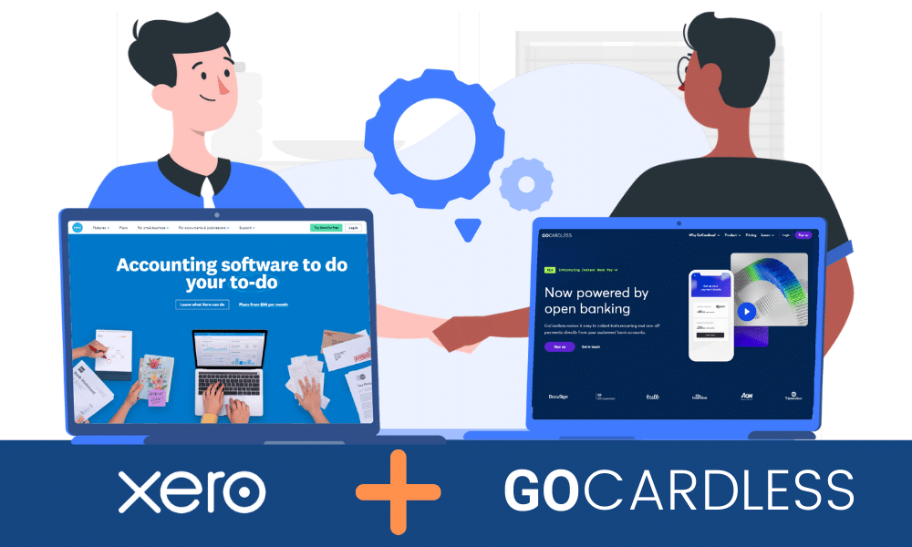 Integration of Xero with GOCardless