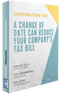 Corporation Tax - A change of Date Can Reduce Your Company's Tax Bill