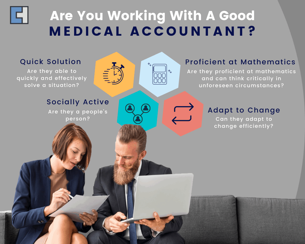 Qualities of Specialist Medical Accountants