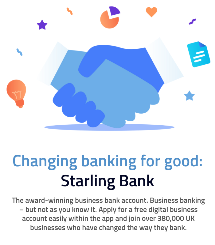 Starling Bank Partners With Clear House Accountants