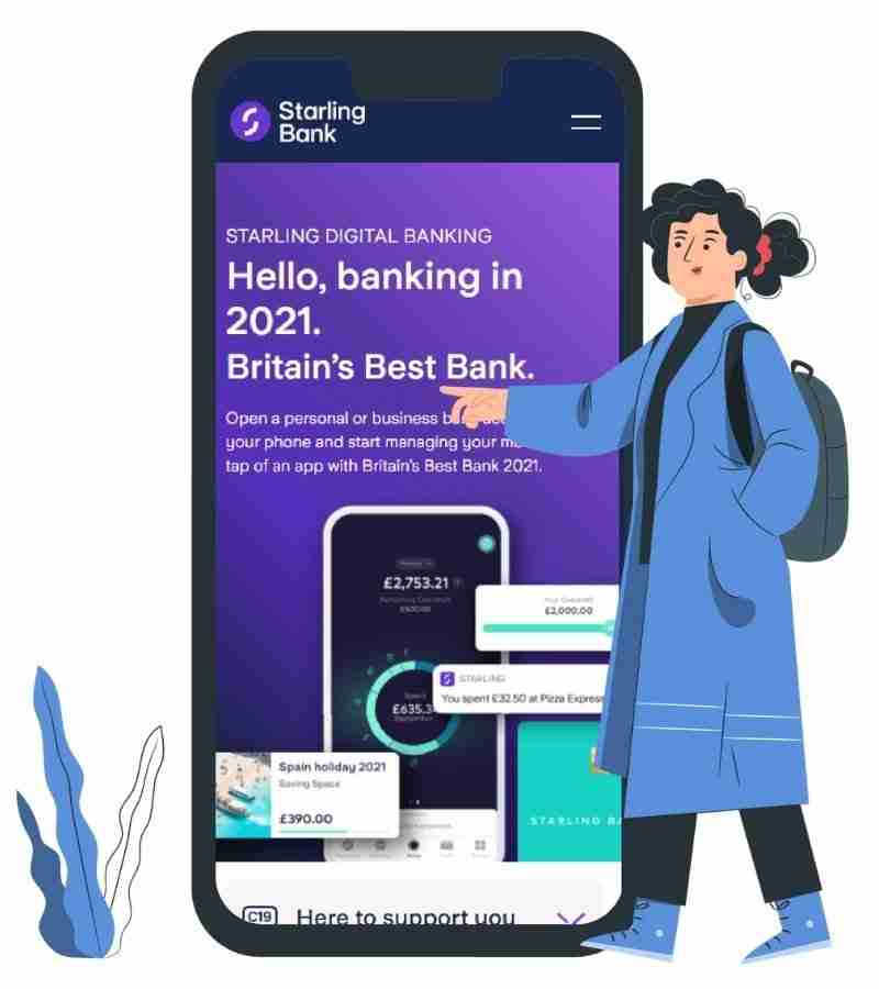Who are Starling Bank
