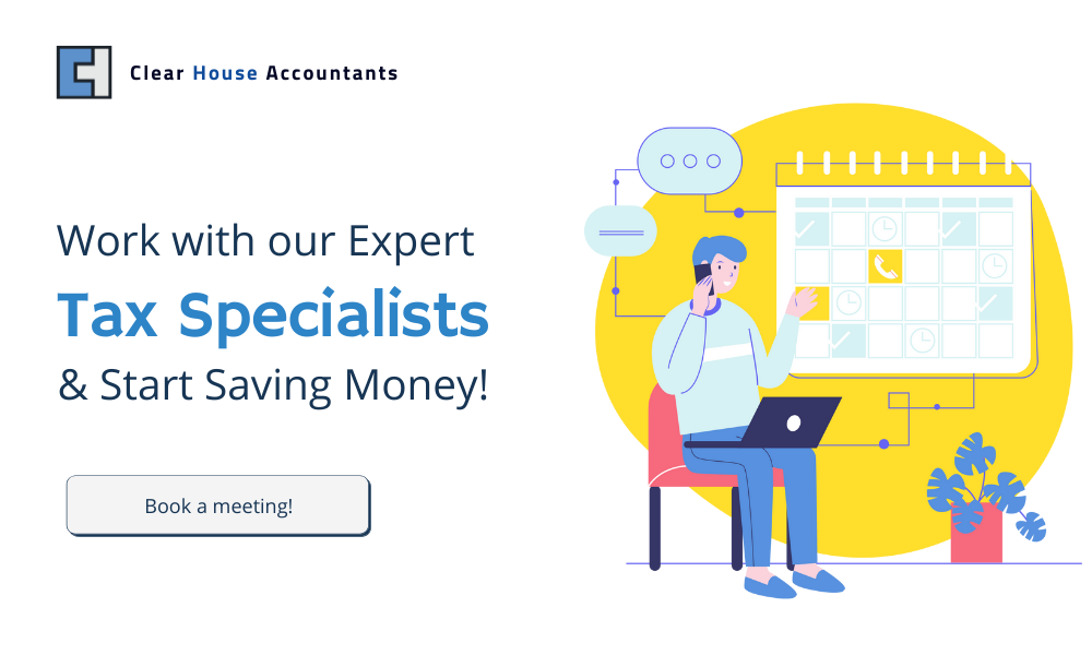 Book a Meeting with Company tax specialists