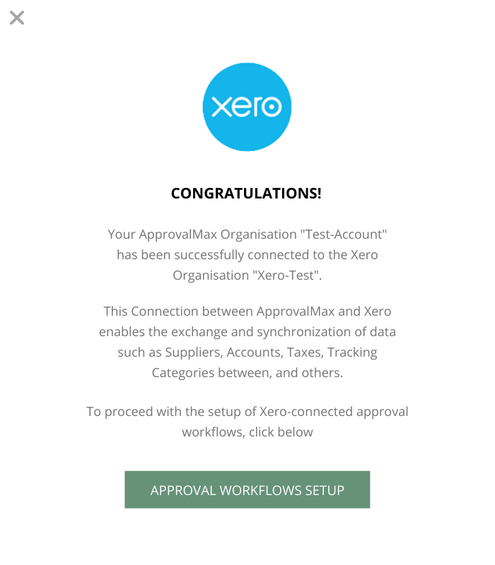 Setting up approval workflows extends online accounting platforms